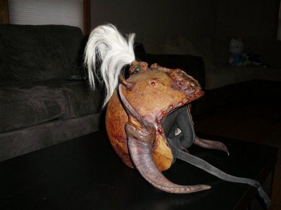 Unusual bike helmets (34 pics)