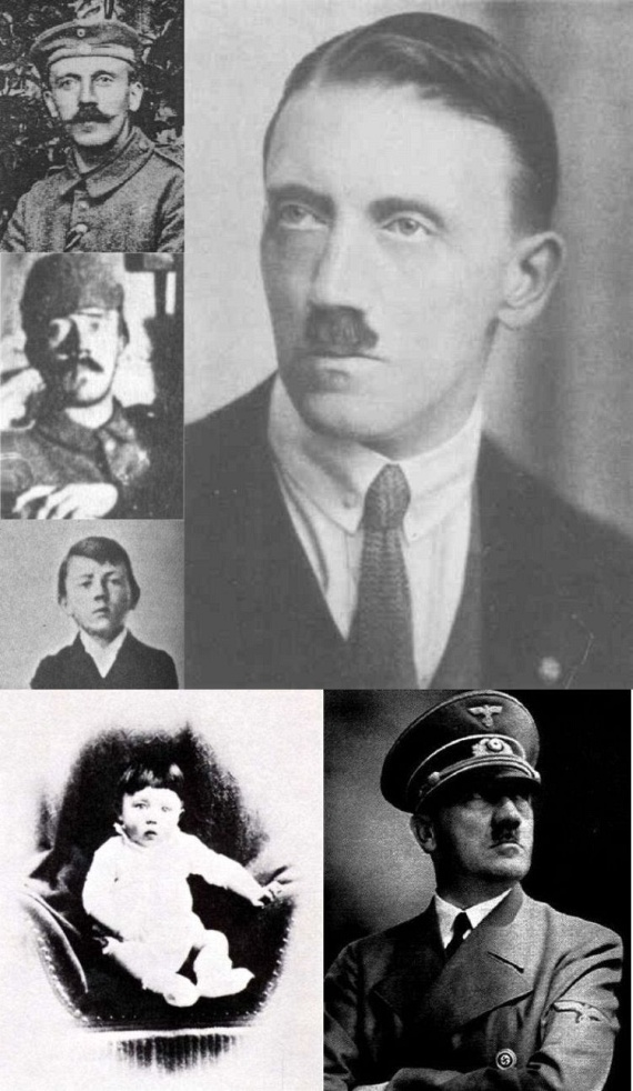 World's famous leaders (18 pics)