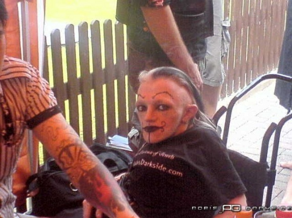 The most unusual member of a metal group