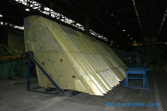 Manufacture of MiG-29K (19 pics)