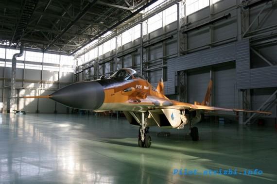 Manufacture of MiG-29K (19 pics)