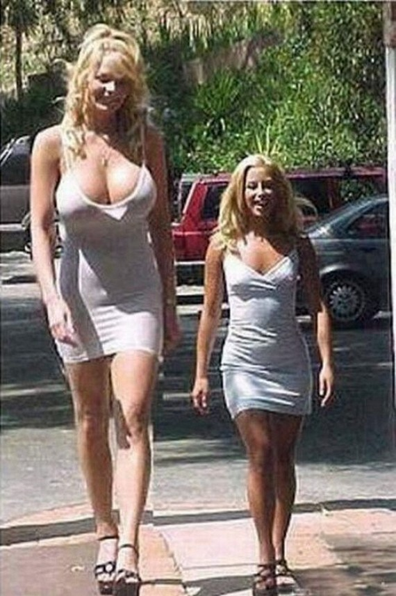World's Biggest Woman (15 pics)