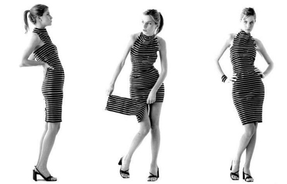 A dress that can be worn in more than 100 different