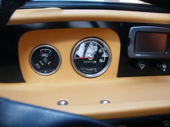1969 Ferrari Micro Pickup Truck (19 pics)