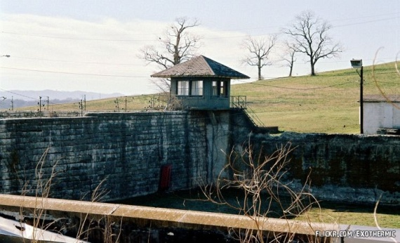 Old Tennessee State Prison (38 pics)