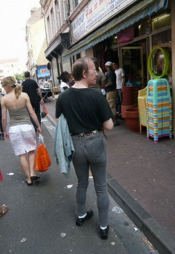 Funny clothes (36 pics)