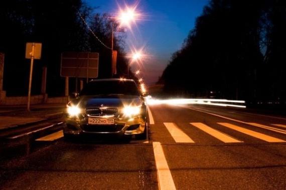 Golden BMW M5 (11 pics)
