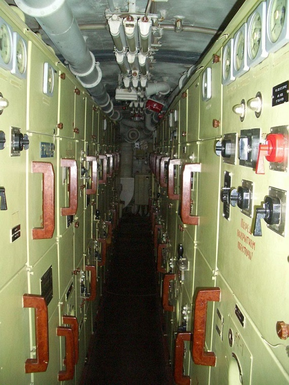 World's Biggest Submarine (94 pics)