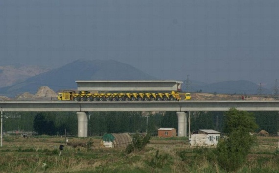 The Longest Truck in the World (3 pics)