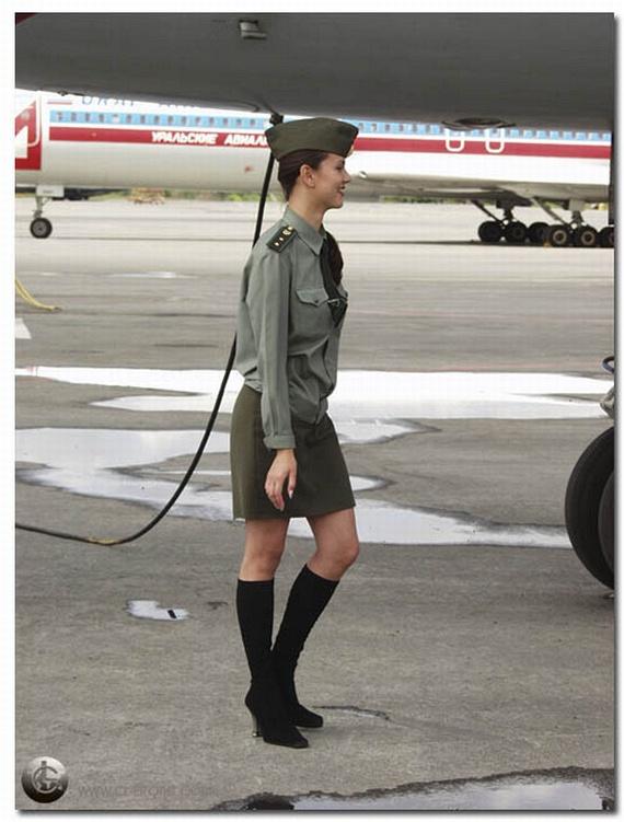 Sexy Aviation (61 pics)