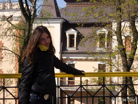 Anna looks for a husband! (6 photo)
