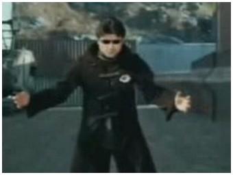 Indian Terminator – Fight the Matrix (2.9 Mb)