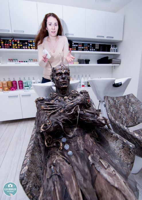 Josef Rarach Is The King Of The Zombies (11 pics)