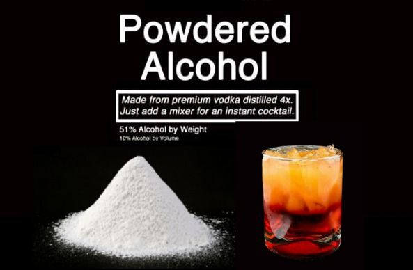 Would You Drink/Snort Powdered Alcohol?
