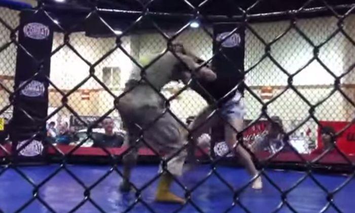 US Marine Beaten By Female Jiu Jitsu Whiz