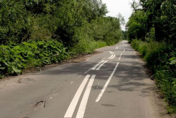 Road Marking Fail (6 pics)