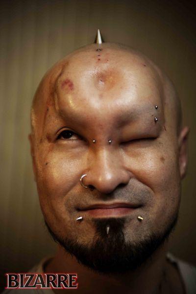 Weird Japanese Body Modification (18 pics)