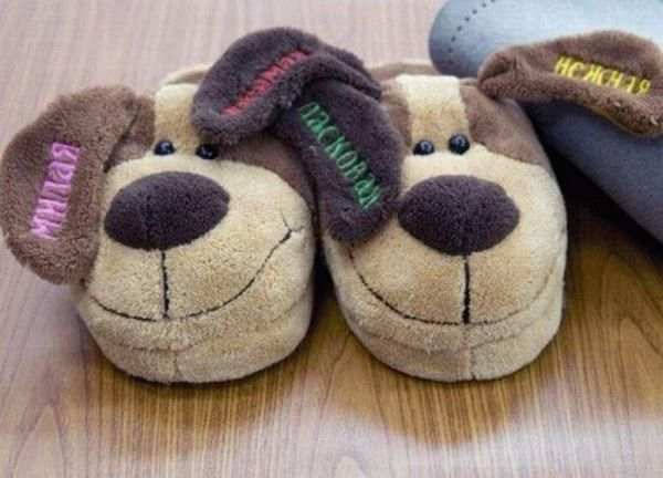 Funny Slippers (12 pics)