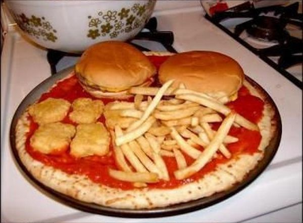 For you fast food lovers (5 pics)