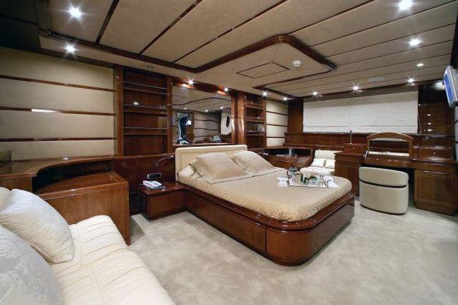 How Do Luxury Yachts Look Inside 28 Pics
