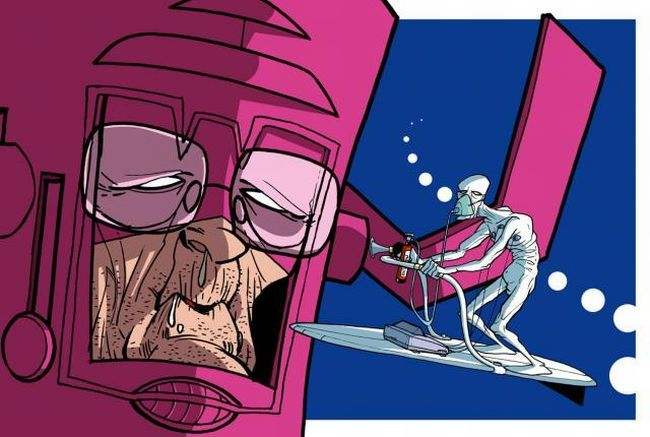 Old superheroes (27 pics)