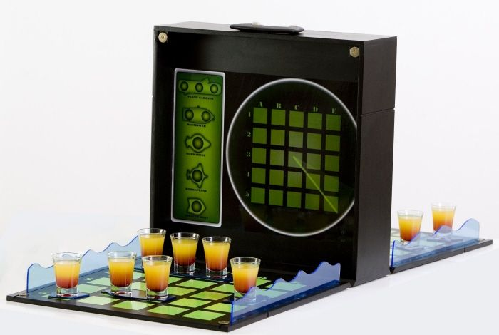 Enigma - Battleship Bar Game (6 pics)