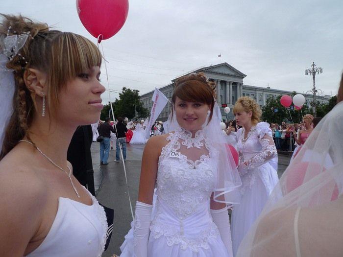 Russian brides (34 pics)