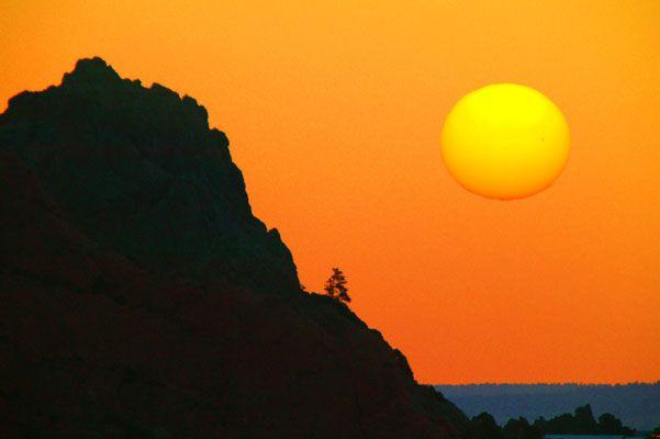 Beautiful sunsets (39 pics)