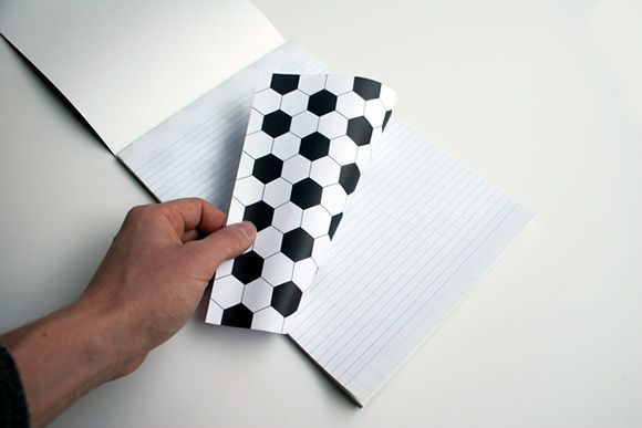 Cool notebook (4 pics)