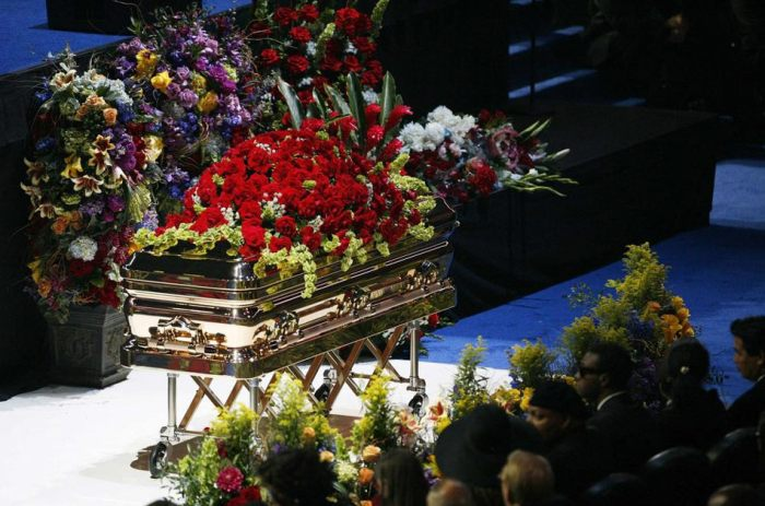 Michael Jackson Public Memorial Service (37 pics + video)
