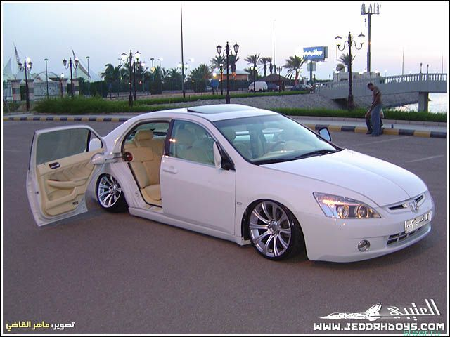 Modified Honda Accord (28 pics)