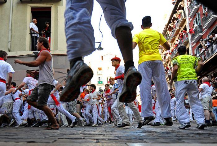 San Fermin festival (25 pics)