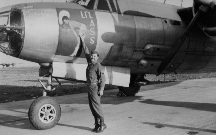 Aircraft nose art (22 pics)