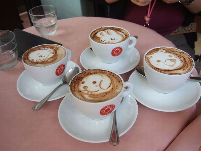 Incredible Latte Art (50 pics)