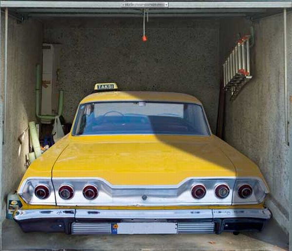 Style your garage (47 pics)