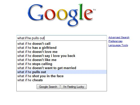 The funniest Google suggest screenshots (15 pics)