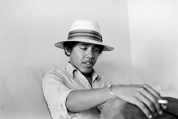 Young Obama (12 pics)