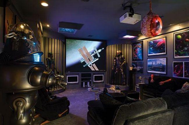 Private movie theaters (43 pics)