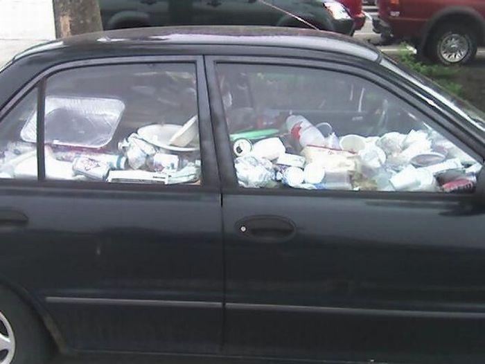 Trash cars (27 pics)