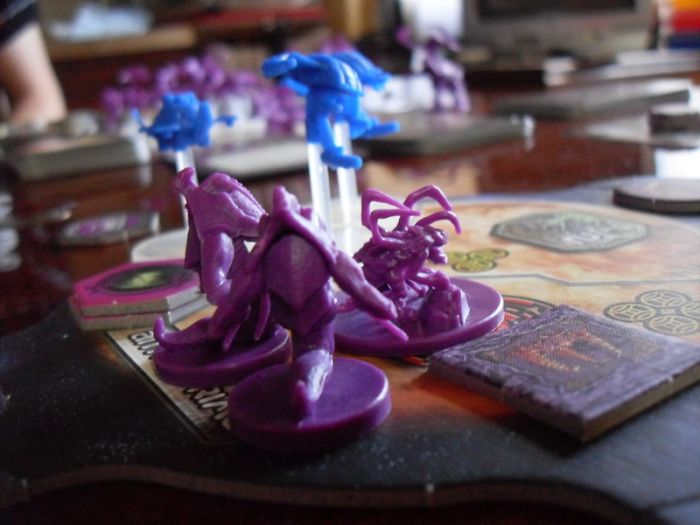 Strarcraft the board game  (43 pics)
