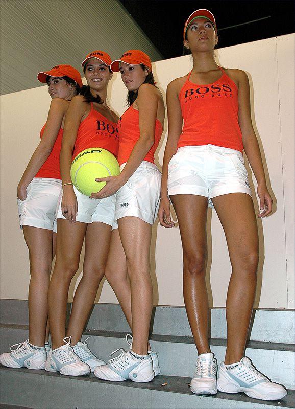 Madrid ballgirls (41 pics)