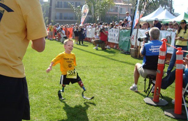 Cody McCasland and his amazing spirit (13 pics)