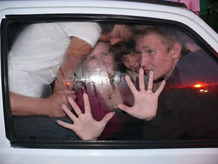 And how many people can fit in your car?  (5 pics)