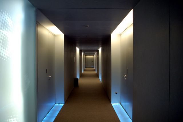 Puerta America - a beautiful hotel in Madrid (31 pics)