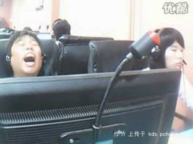 Internet Cafes in China (34 pics)