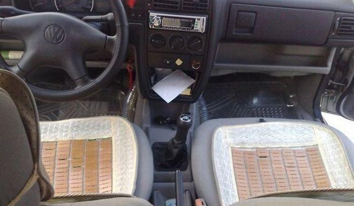 DIY ventilation for car seats  (15 pics)
