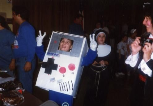 Video game console costumes (33 pics)