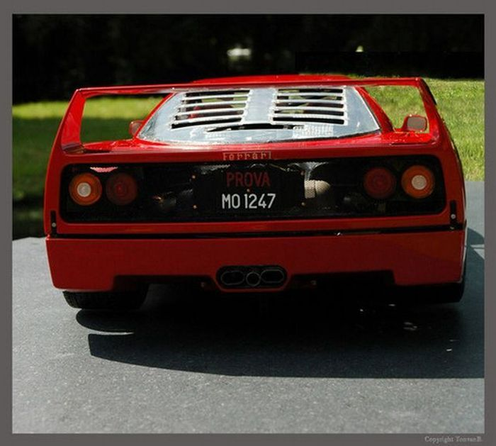 Great Ferrari  Model (45 pics)