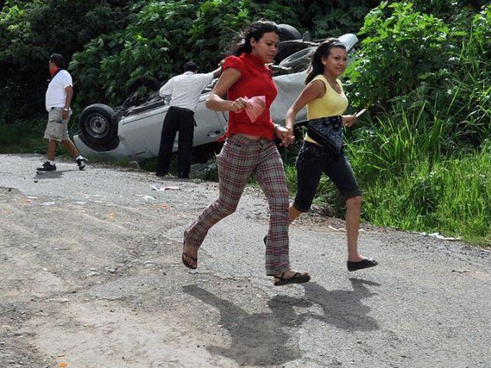 Honduras Riots (6 pics)