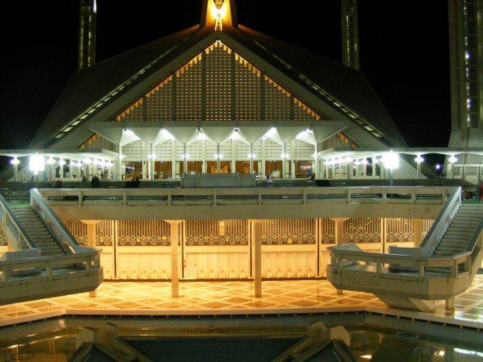 Beautiful Mosques  (47 pics)